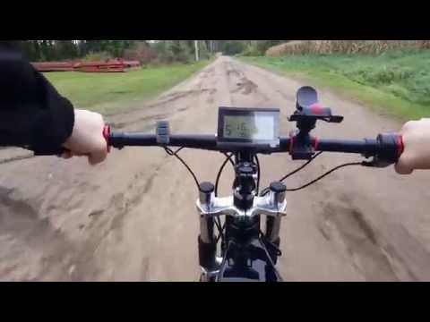 Enduro Electric Bike 72v 3000w