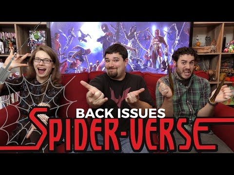 Spider-Man: Spider-Verse on Back Issues
