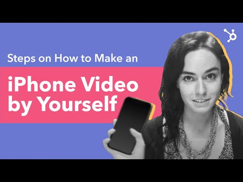 How to Make an iPhone Video