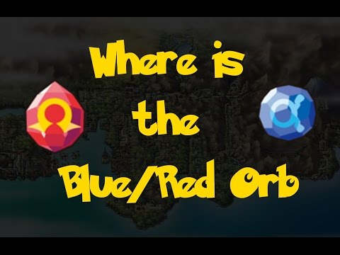 Where Is: The Blue Red Orb (Pokemon Heart Gold/Soul Silver)