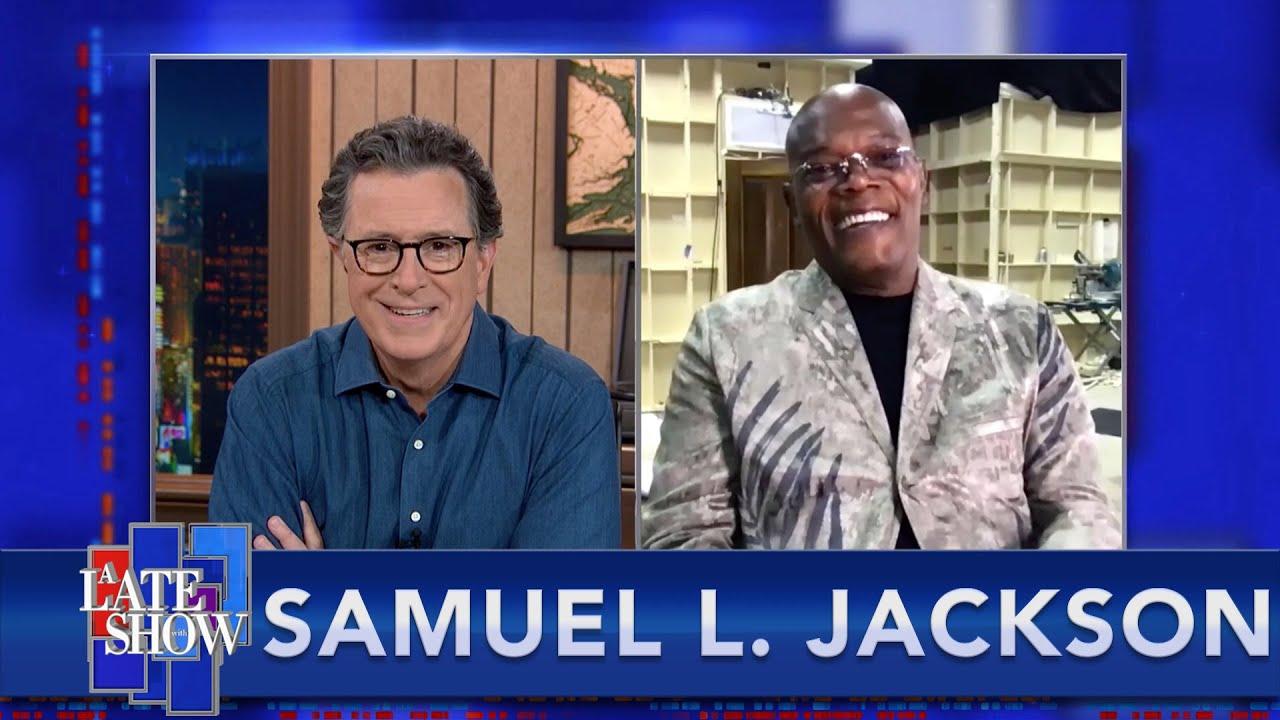 Samuel L. Jackson Shares His Top Five Favorite Samuel L. Jackson Movies