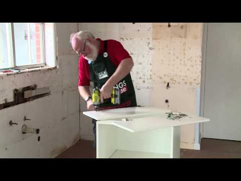 How to Install Cabinet Hinges - DIY At Bunnings
