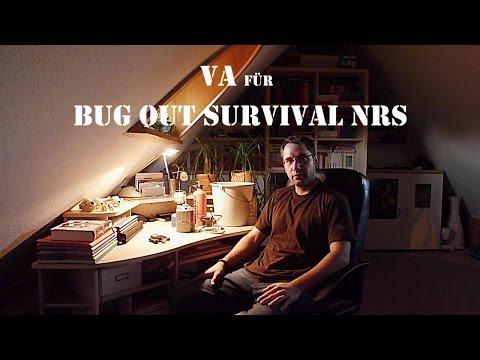 ein Stromausfall, vier Gegenstände - VA für Bug Out Survival NRS