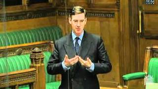 Jacob Rees Mogg on the Royal Family