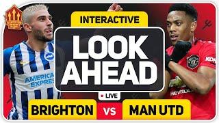 BRIGHTON vs MANCHESTER UNITED! Solskjaer MUST Pick This Team! Man Utd News