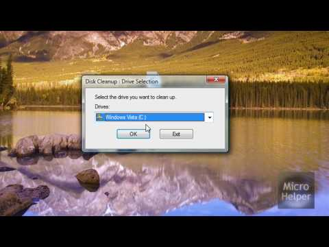 How to Delete a System Restore Point on Windows Vista