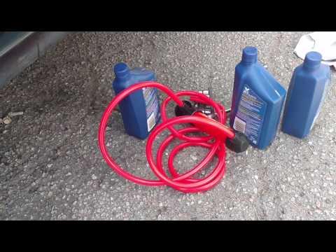 WK2 Jeep Grand Cherokee Transfer Case Fluid Change Tips