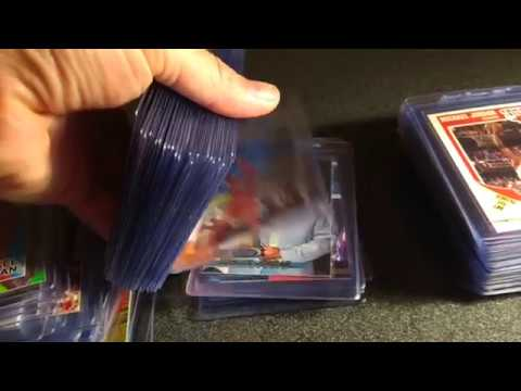 My 1st PSA Card Grading Submission, 190 Sports Cards! Lots of Michael Jordans!