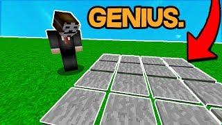 THE SMARTEST HACKER I HAVE EVER MET ON MINECRAFT! (Catching Hacker Games)