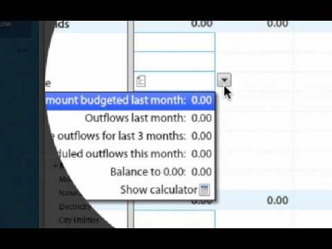 YNAB Minute - Built In Calculator Estimator