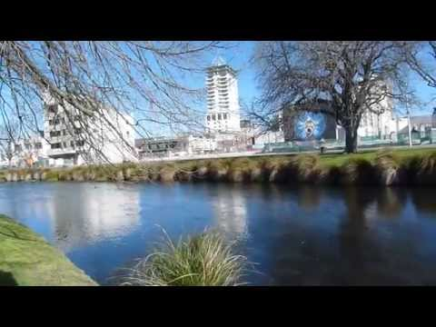 DIY : test water quality in Christchurch part 1