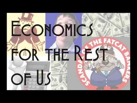 Economics For The Rest Of Us #2 - The Unemployment Rate Is A Lie!