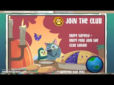 Animal Jam - How to get a free spike collar