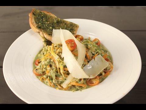 Vegetable Spaghetti | Not so Junky - by Chef Siddharth | Sanjeev Kapoor Khazana