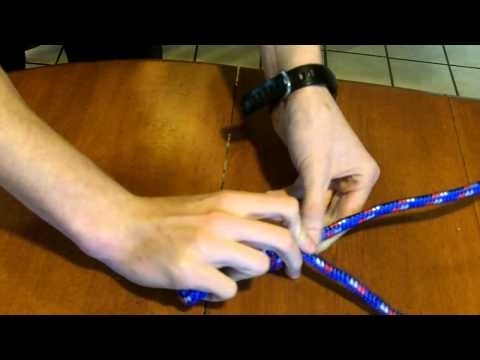 How to tie your own Rope Dog Toy