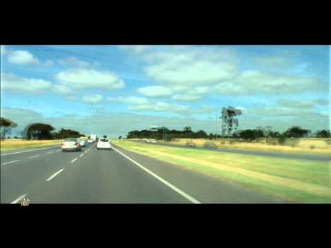 Melbourne to Geelong | Princes Freeway M1 | Abakus - Diametric