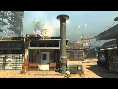 Call Of Duty: Black Ops - Amazing Tomahawk Kill