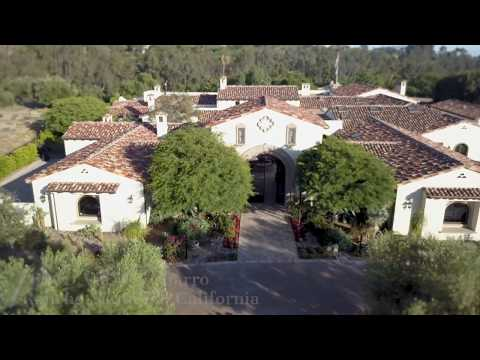 Quintessential Authentic Spanish Colonial: 6900 VIA DEL CHARRO