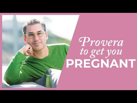 Can Provera get you pregnant? | The Fertility Expert |