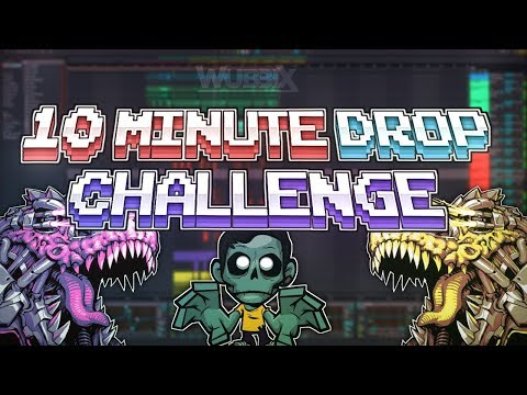 MAKING A DROP IN 10 MINUTES CHALLENGE