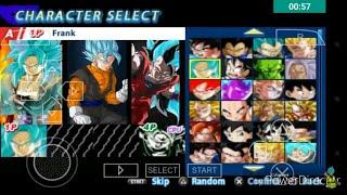 DragonBall Z tenkaichi tag team mod Xenoverse 2 remake