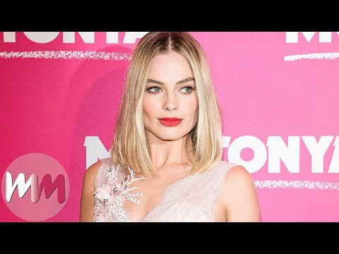 Top 10 Gorgeous Margot Robbie Red Carpet Moments