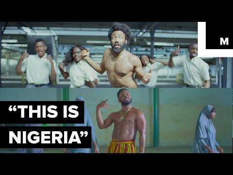Nigerian Rapper Makes Childish Gambino's