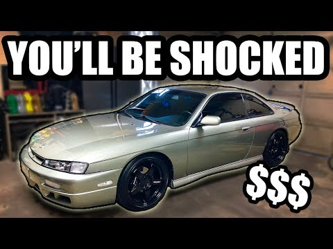 YOU WON'T BELIEVE HOW MUCH I GOT FOR MY 240
