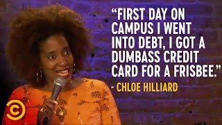 Chloe Hilliard Is Never Paying Off Her Student Loans