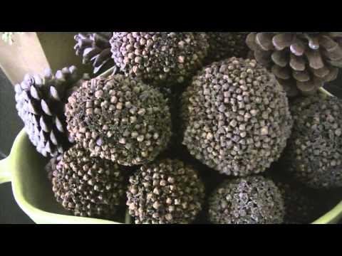 Pomander Balls, Holiday Crafting