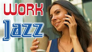 Download Relaxing Piano JAZZ For Work in Office ● Brain Power Music To Boost Creativity, Work Capacity Video