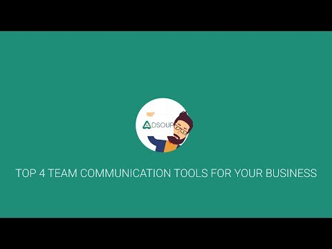4 top communication tools for business | Adsoup Roundup EP#2