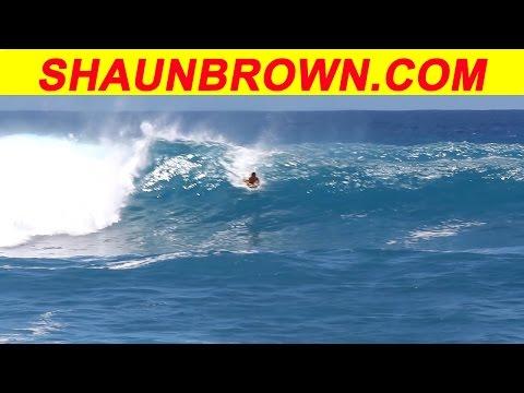 Bodyboard Oahu 2