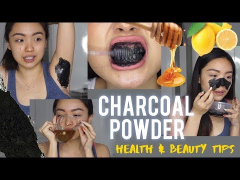 CHARCOAL POWDER Tips & Tricks (BAHASA INDONESIA) | GELANGELICCA