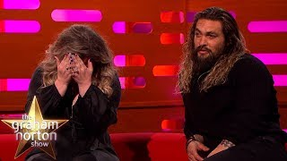 Kelly Clarkson is Freaked Out by INSANE Red Chair Story!   The Graham Norton Show