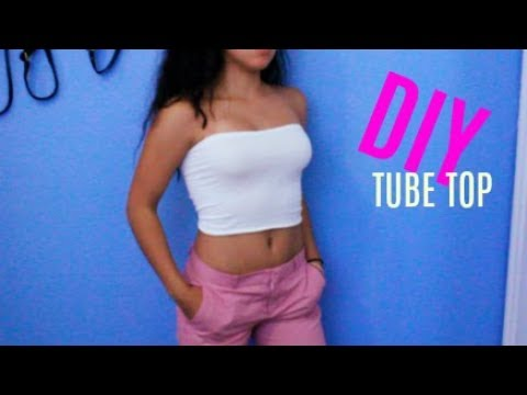 DIY| Tube Top | SOPH