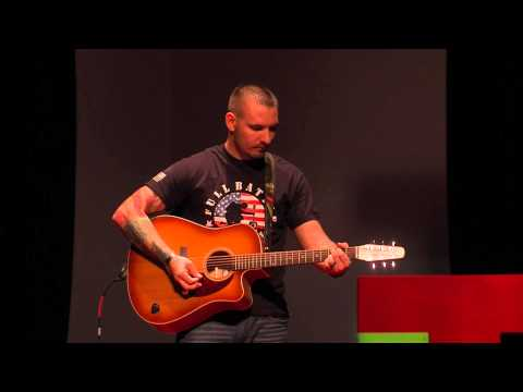 Healing the wounds of war with music | Rob Mitchell | TEDxABQ