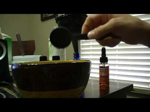 Homemade hand sanitizer: Using essential oils