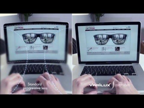 Standard Progressive vs Varilux S Series Lenses