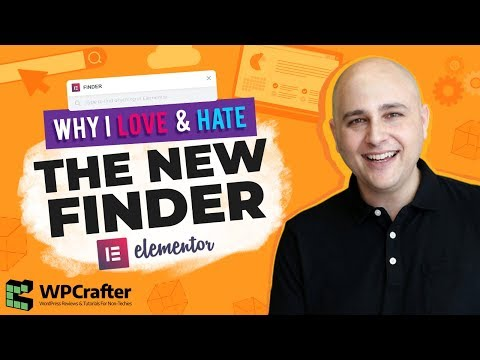 Elementor Finder   Why You Will Love It And Why You Will Hate It (OPINION)