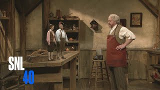 The Shoemaker & The Elves - SNL