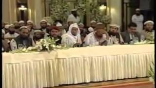 Maulana Zahid ur Rashidi - Aalmi Seerat Conference