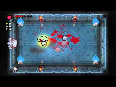 The Binding of Isaac: How to farm secret room item.