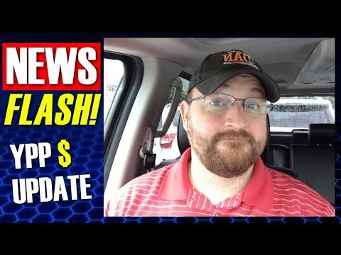 Monetization News!  YPP Info from Creator Insider
