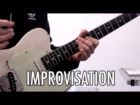 Improvisation - My Thought Process