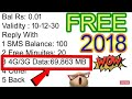 Idea Unlimited Free Internet Trick With Unlimited Calling