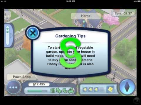 How To Get Unlimited Simoleons in Sims 3 For iPad, iPod and iPhone