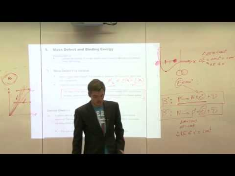 Year 12 Physics Theory Lesson with Angus