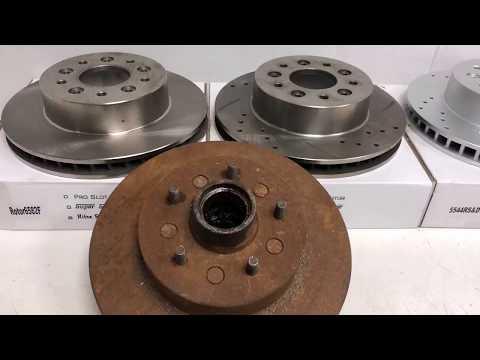 1965-82 Corvette Rotor Rivet Removal