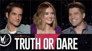 Truth or Dare: Sit Down With the Stars feat. Matthew Hoffman – Regal Cinemas